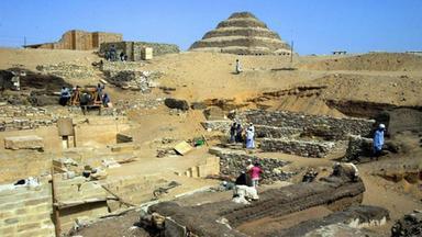 Zdfinfo - ägypten Von Oben: Die Versunkenen Städte