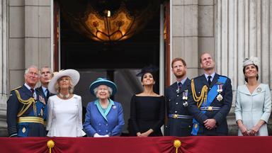 Zdfzeit - Zdfzeit: ärger Im Buckingham Palast