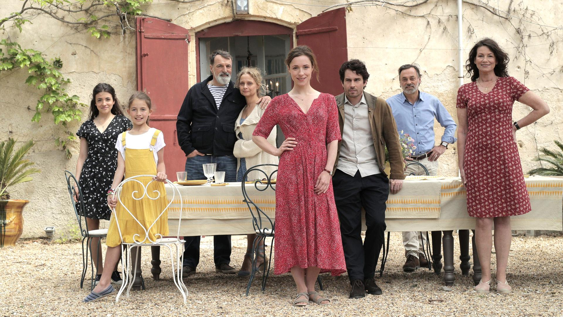Ein Tisch in der Provence: Ärztin wider Willen ZDFmediathek