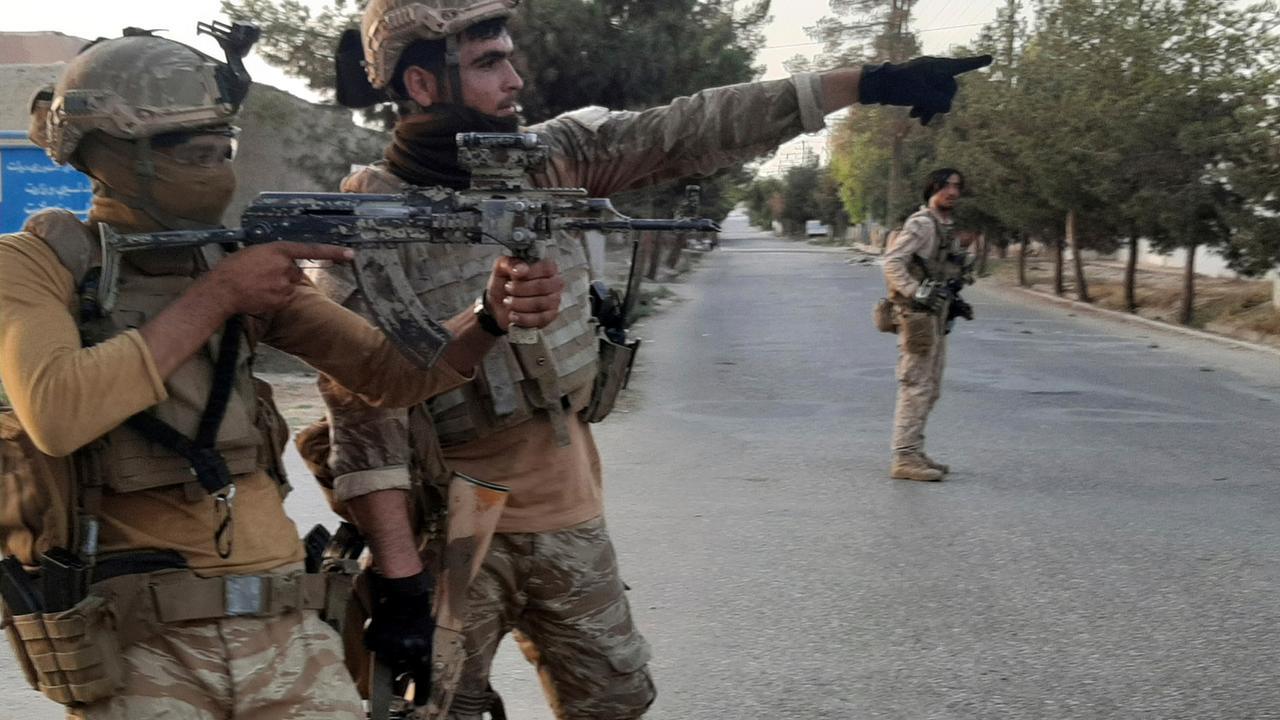 Krieg in Afghanistan: Häuserkämpfe mit den Taliban