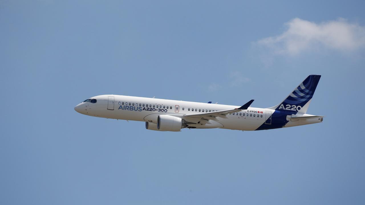 Handelsstreit: USA erhöhen Airbus-Strafzölle