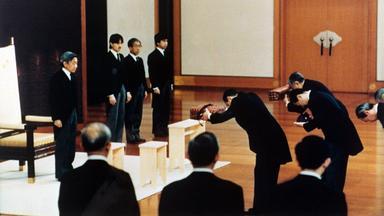 japan kaiser wechsel