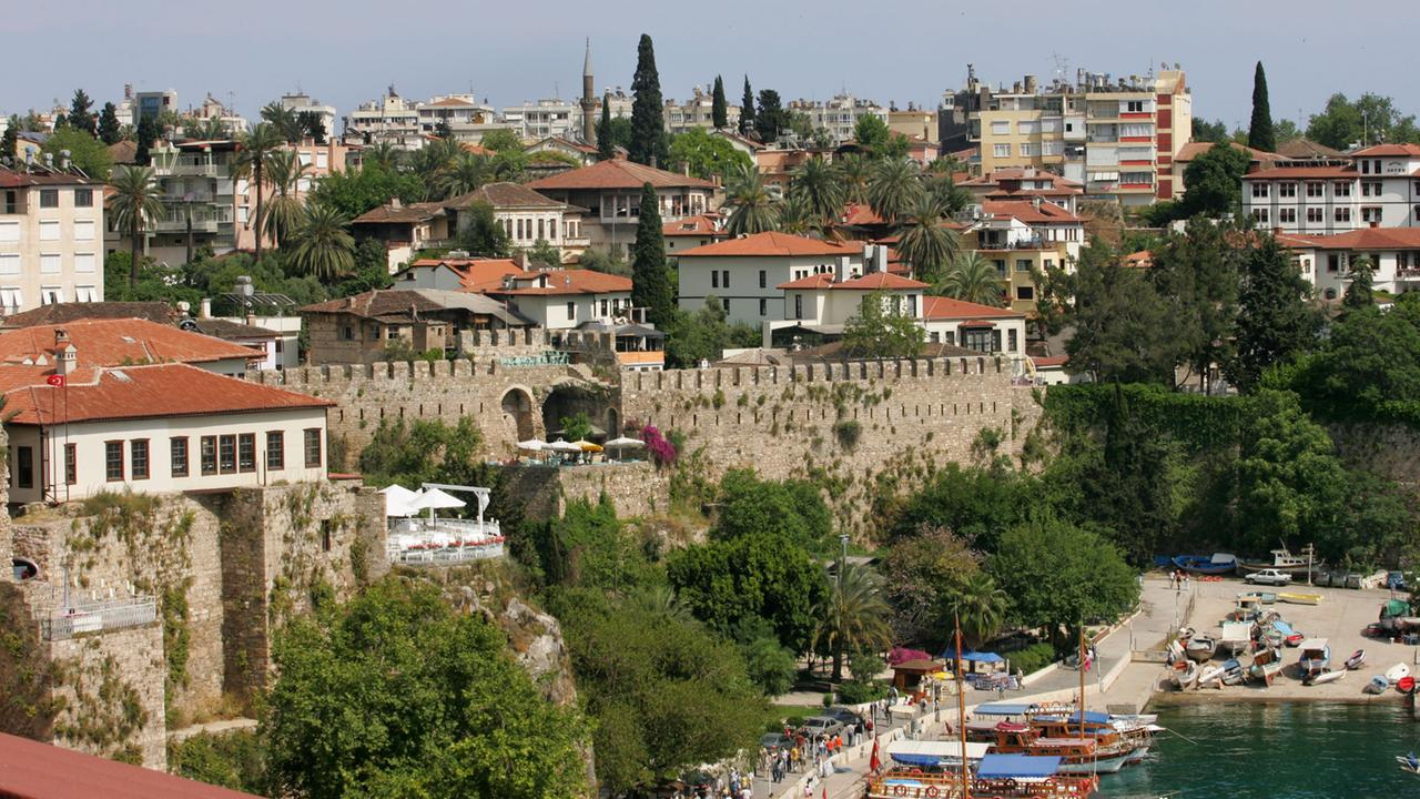 Auswandern Türkei