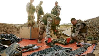 Zdfinfo - Alarm! Bombenentschärfer Im Einsatz: Kriegsgebiete