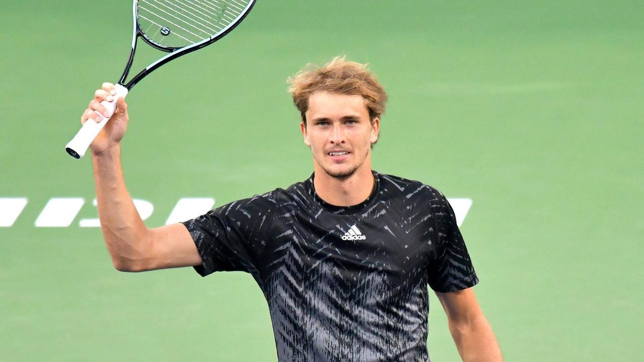 Tennis - Indian Wells: Zverev erreicht das Viertelfinale