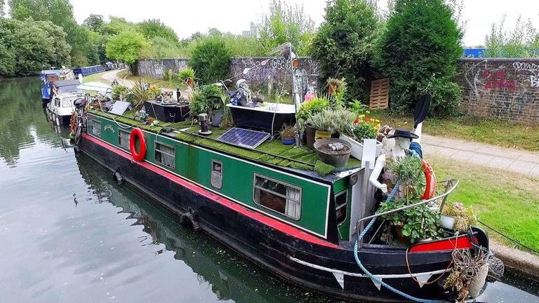 Alles Im Fluss Leben Auf Dem Hausboot Zdfmediathek