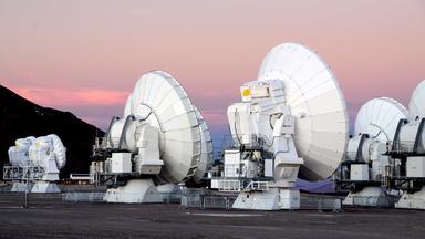 Zdfinfo - Alma - Das Superteleskop In Der Atacama-wüste