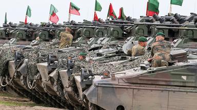 Zdfinfo - Alte Bündnisse - Neue Bedrohungen: Deutschlands Rolle In Der Nato Und Der Welt