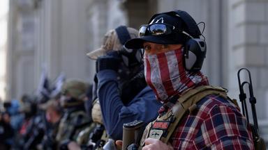Zdfinfo - Amerikas Neue Nazis - Aufstand In Washington