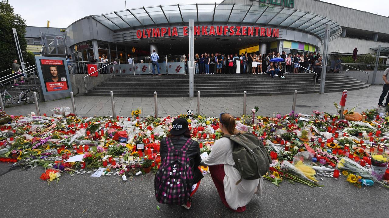 Attentat München Video