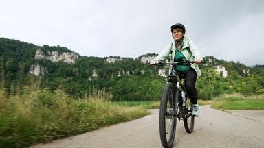 Sonntags - Tv Fürs Leben - Fahrradpilgern Auf Dem Meinradweg