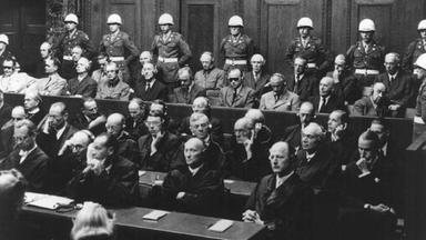 Zdf History - Der Nürnberger Prozess