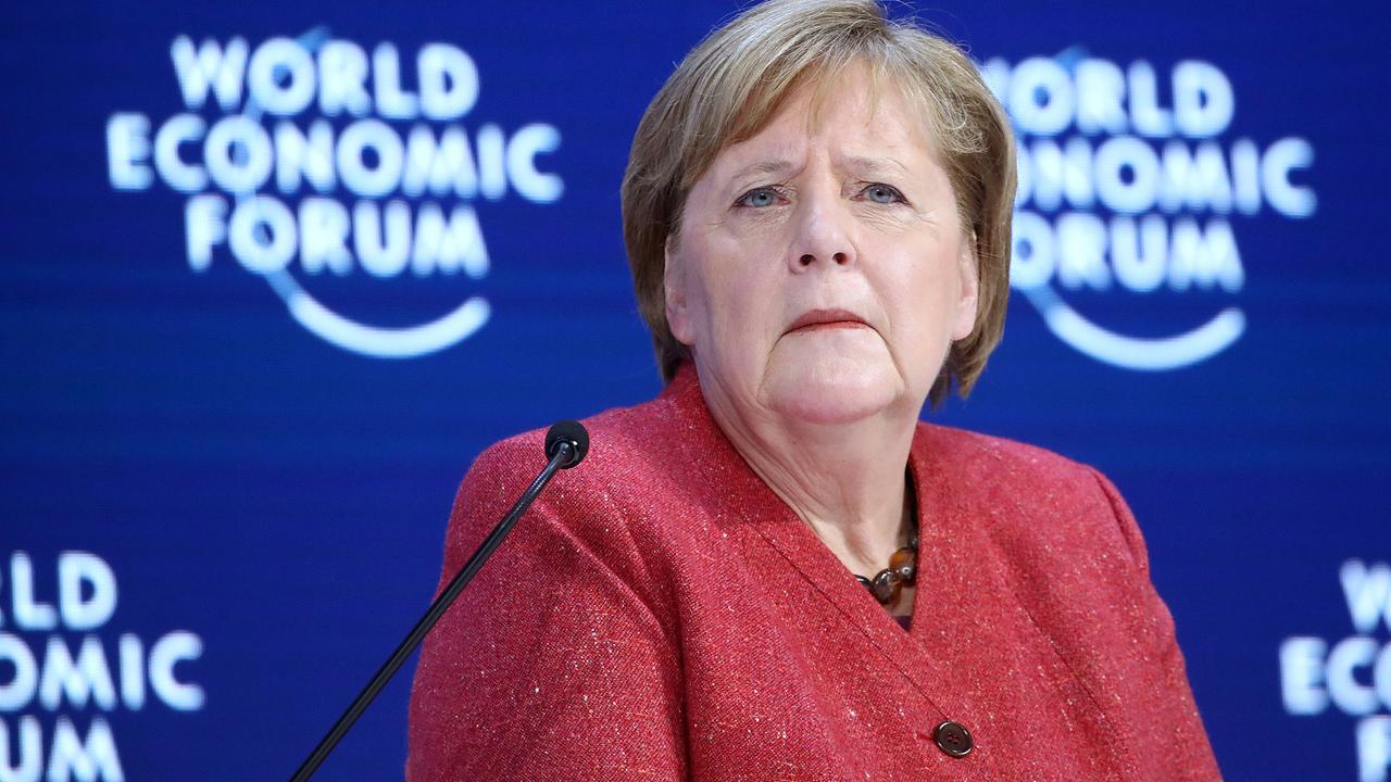 Rede Merkel Heute 18 Uhr