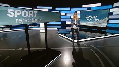 Sportreportage - Zdf - Die Sportreportage Vom 25. März