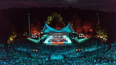 Musik Und Theater - Anna Netrebko Und Yusif Eyvazov In Der Waldbühne