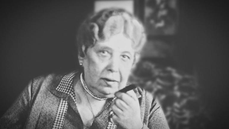 Anna Sacher war Mitglied im Boys-Club, rauchte Zigarren und züchtete Bulldoggen