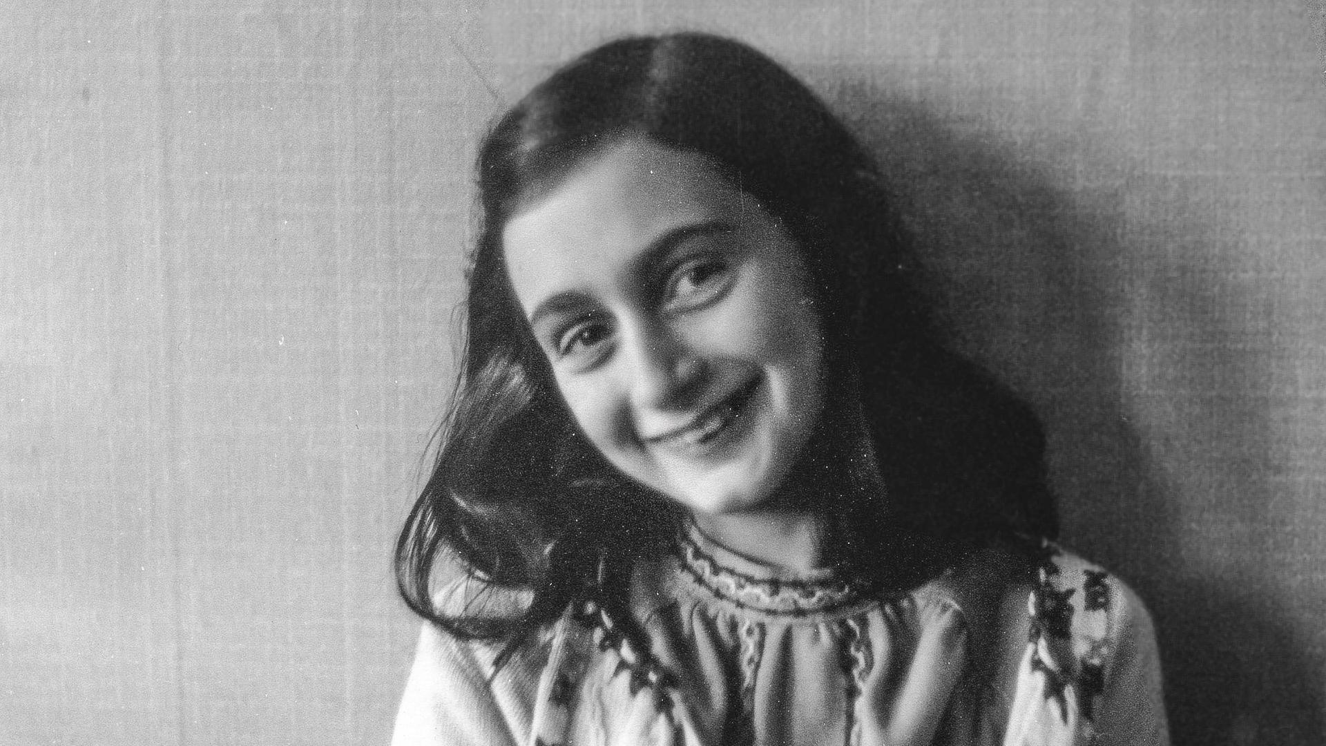 anne frank - Anne Frank Lebenslauf