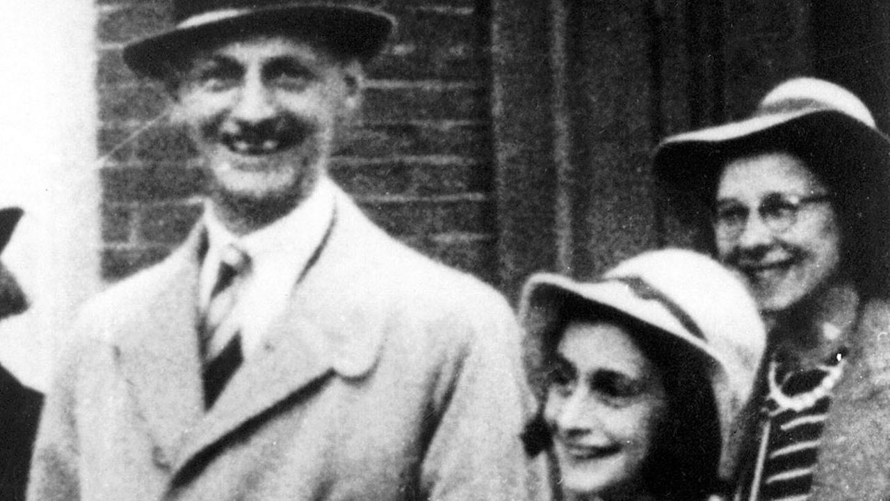 Anne Frank Eltern