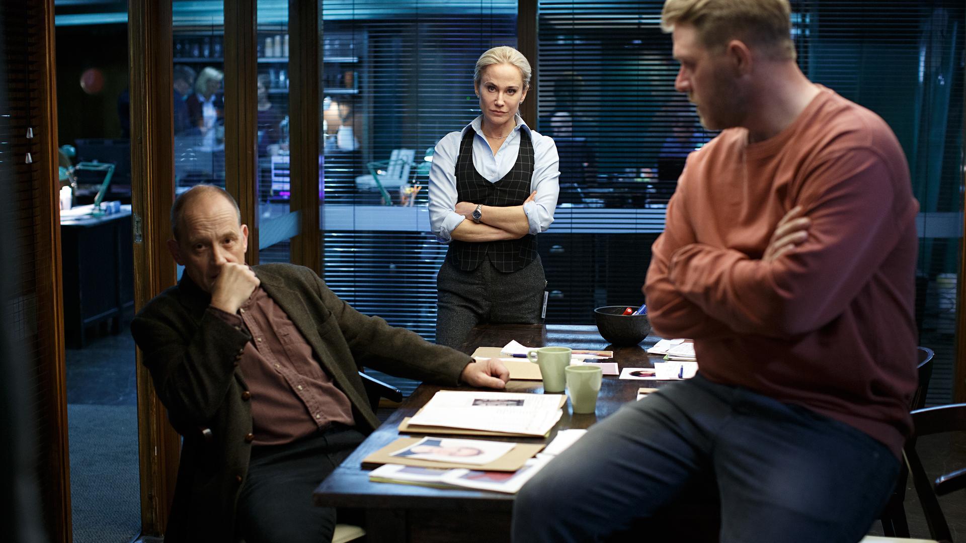 Anne Holt Der Morder In Uns Staffel 2 Folge 4 Zdfmediathek