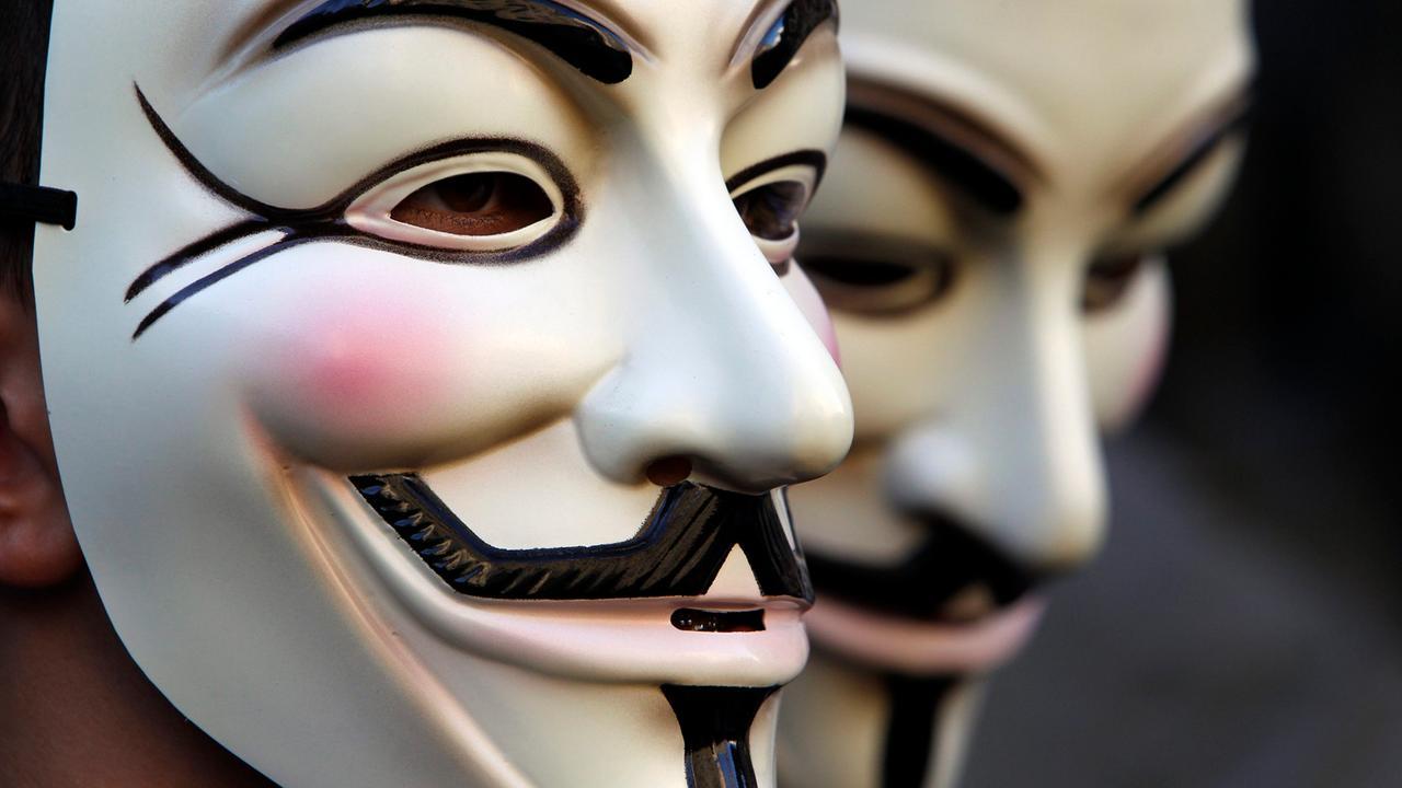 Nachrichten Anonymous