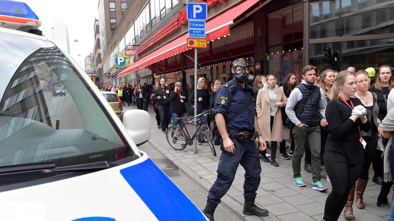 Stockholm Anschlag