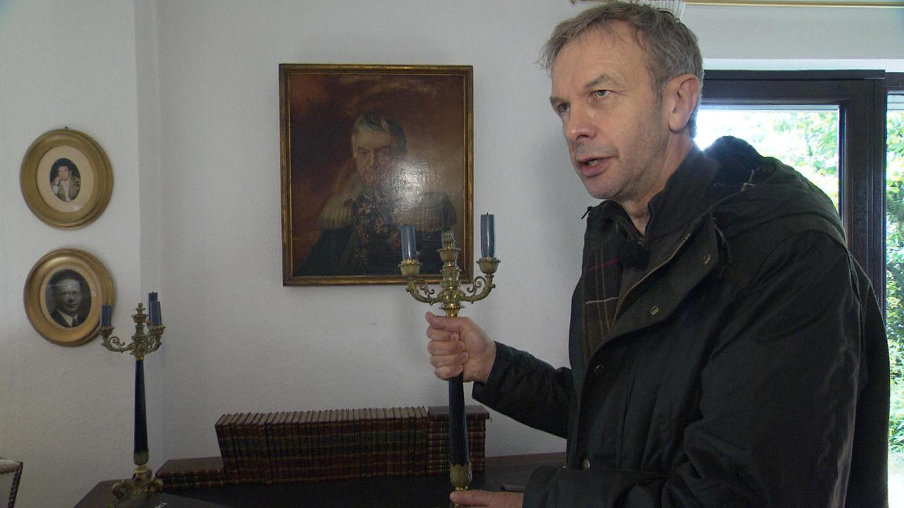 Zdf l nderspiegel auf antiquit ten jagd in hannover for Spiegel tv magazin sendung verpasst