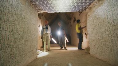 Zdfinfo - Apokalypse ägypten: Das Geheimnis Der Pyramide