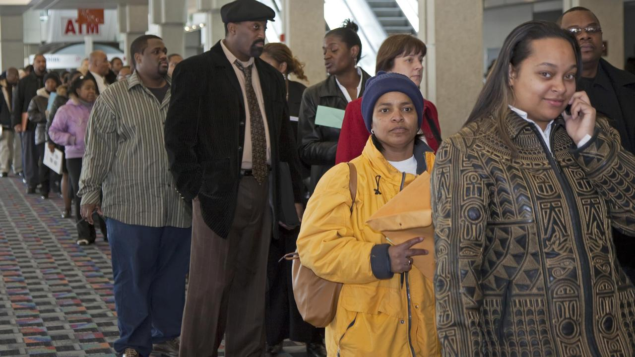 Us Arbeitslosenzahlen