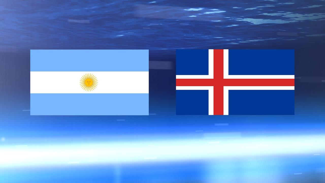 Gruppe D: Argentinien - Island 1:1 | FIFA WM 2018