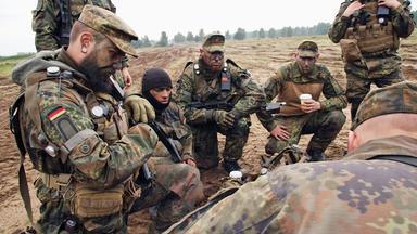 Zdfinfo - Armee Am Limit - Was Wird Aus Der Bundeswehr?