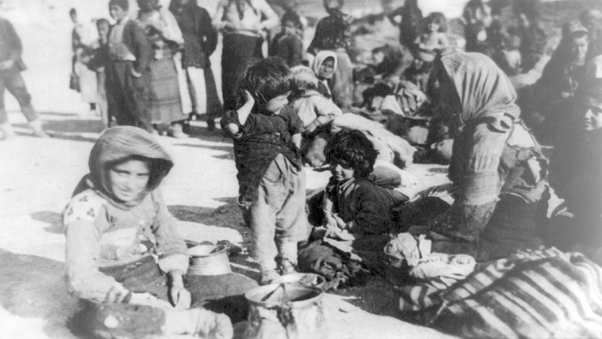 Turkei Wirft Usa Rache Vor Usa Werten Massaker An Armeniern Als Volkermord Zdfheute