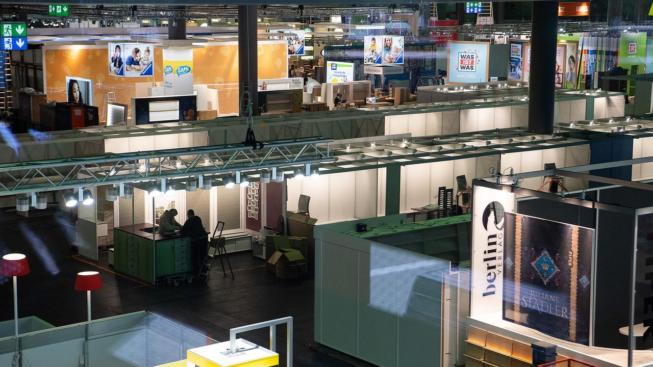 Frankfurter Buchmesse: Deutscher Buchpreis geht an Strubel