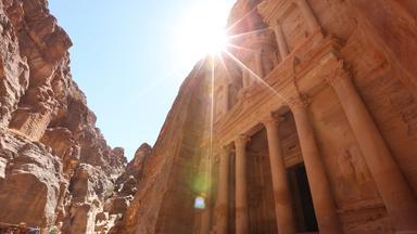 Zdfinfo - Aufgedeckt - Rätsel Der Geschichte: Das Geheimnis Von Petra