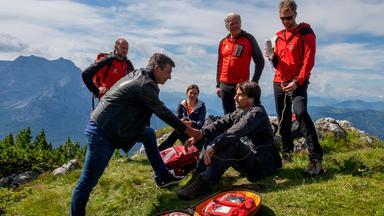 Der Bergdoktor - Aus Mut Gemacht