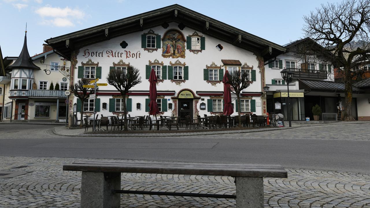 Ausgangssperren In Bayern