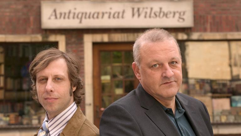 Wilsberg Mediathek