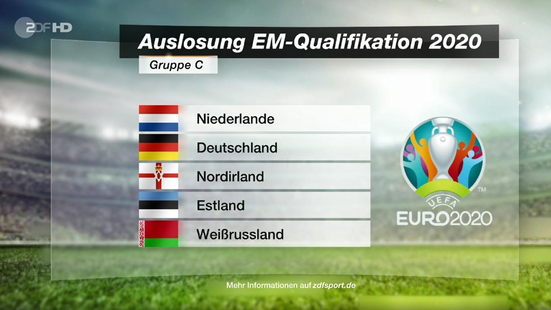 Dfb Team In Gruppe C Mit Den Niederlanden