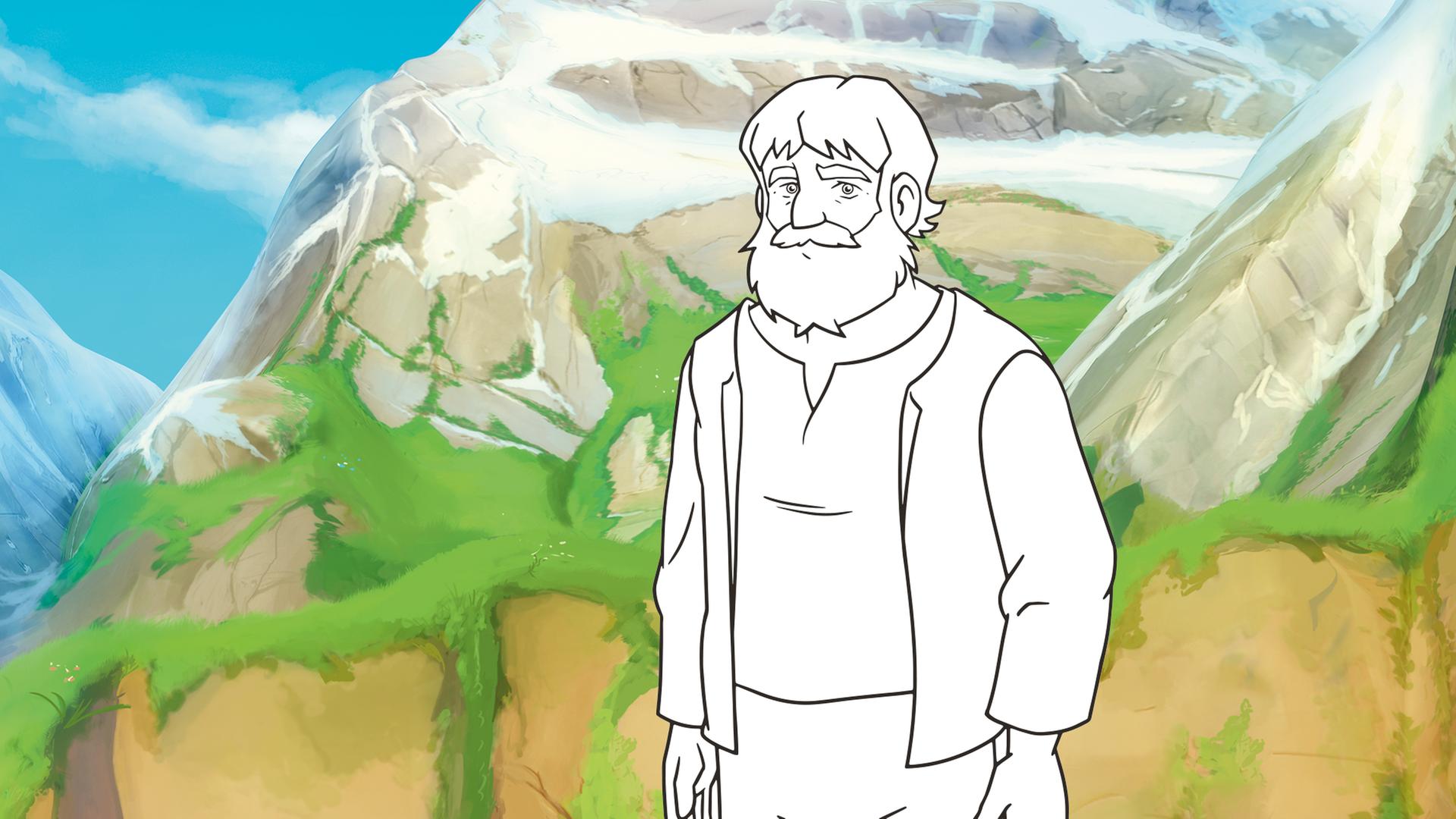 Heidi Deine Welt Sind Die Berge Zdfmediathek