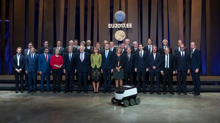 Außenminister EU in Tallinn