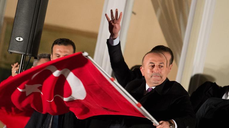 Aussenminister Türkei