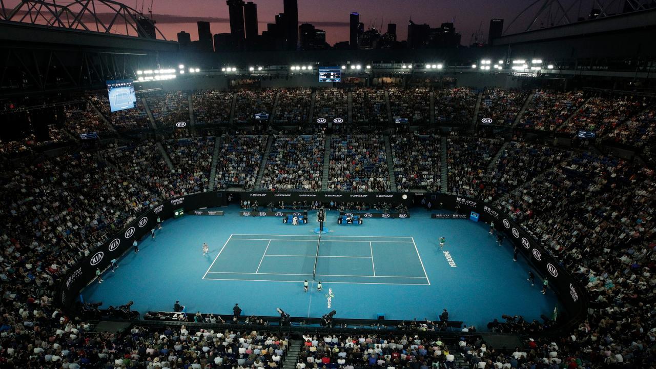 Tennis Australian
