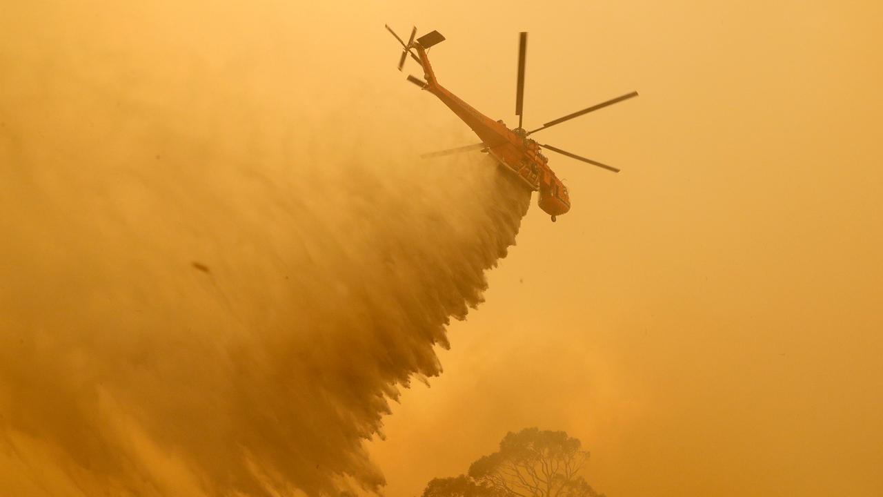 Buschbrände in Australien: Canberra von Flammen bedroht