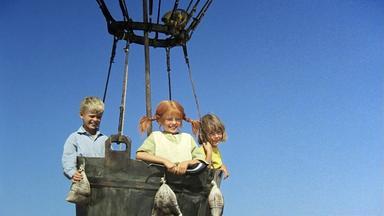 Astrid Lindgren: Pippi, Michel, Lotta Und Co. - Pippi Langstrumpf: Pippi Auf Großer Ballonfahrt