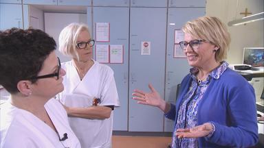 Sonntags - Tv Fürs Leben - Kostendruck Und Zuwendung - Besuch Im Caritas-krankenhaus