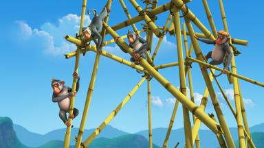 Das Dschungelbuch - Das Dschungelbuch: Der Bambusturm