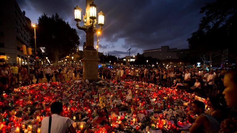 Barcelona nach dem Anschlag