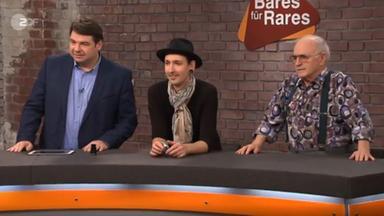 Bares Für Rares - Die Trödel-show Mit Horst Lichter - Bares Für Rares Vom 20. April 2017