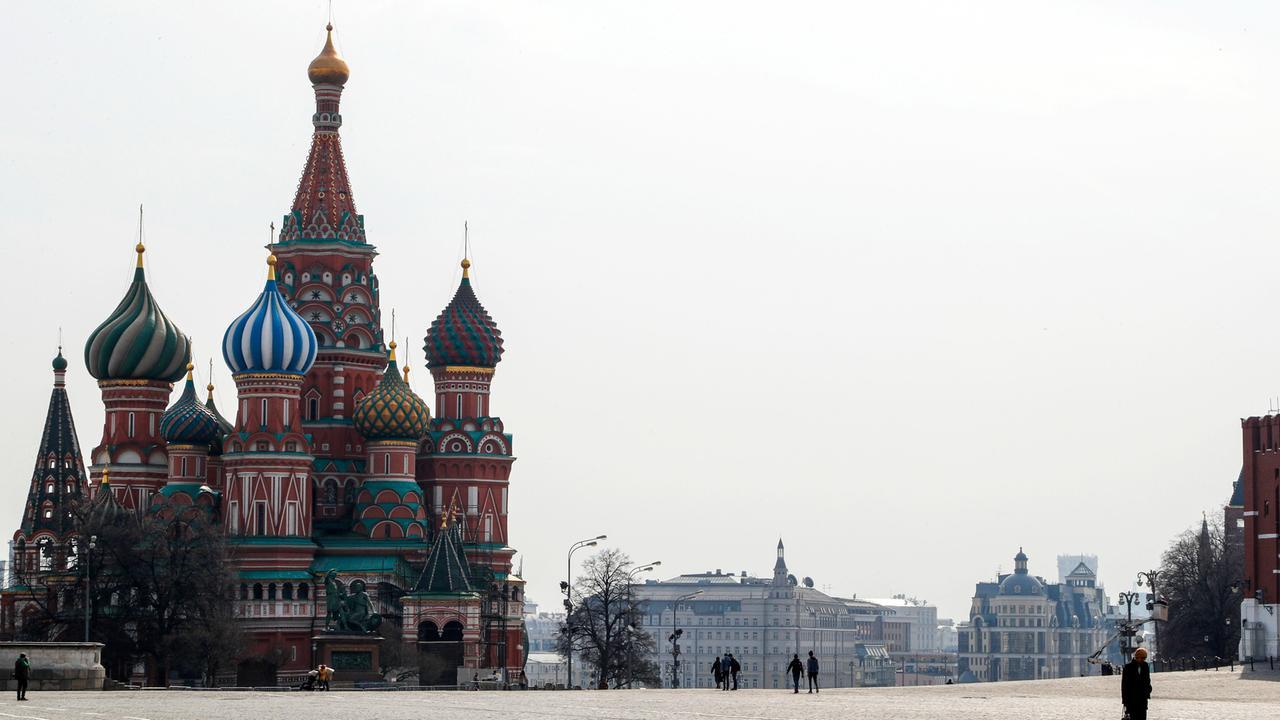 Moskau Corona