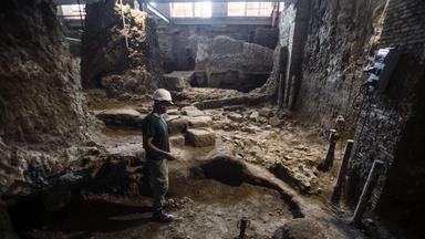 Zdfinfo - Das Unsichtbare Rom - Geheimnisvolle Unterwelt