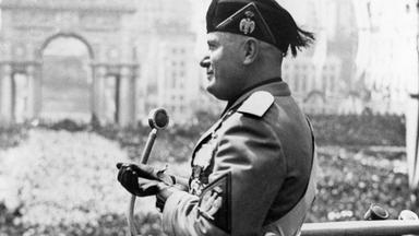 Zdfinfo - Bauplan Des Bösen: Benito Mussolini